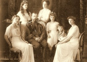 Ко дню Рождения Государя Николая Александровича!