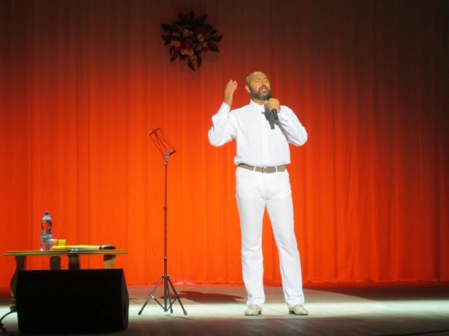 Концерт Валерия Малышева в Минске