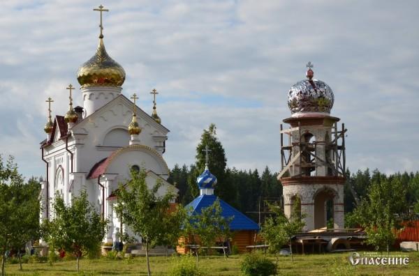 Храм Святых Царственных Страсторпцев в д. Юзефово