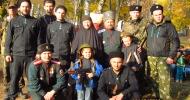 Казаки — наши защитники. Хроника воскресного дня в Свято-Елисаветинском монастыре г.Минска