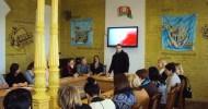 МБОО «Город без наркотиков»: лекция-семинар в Гродно на тему ювенальной юстиции