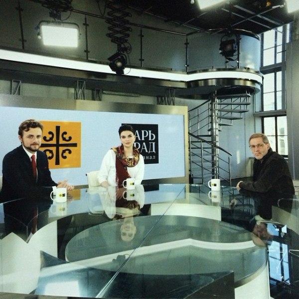 интервью Михаила Леонтьева в эфире